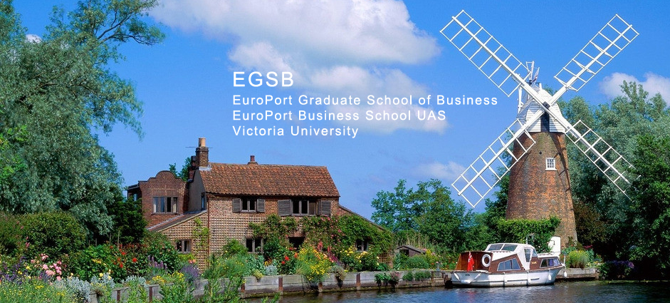 EuroPort Graduate School of Business means high-quality business education with a clear focus on the individual business people in an international environment